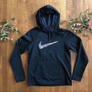 Men's Nike Therma-Fit Sweatshirt Hoodie Sz S